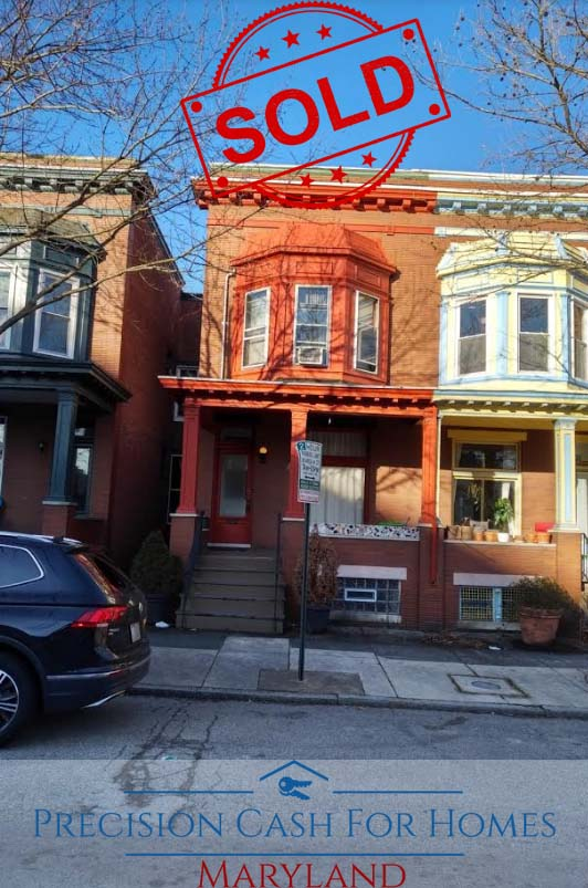 Baltimore sell house for cash