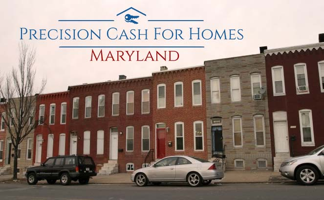 Sell your house for cash in baltimore