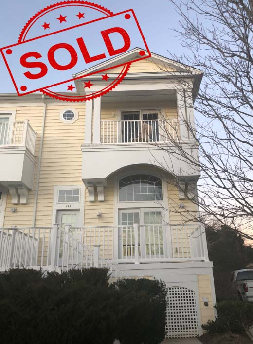 Sold house for cash