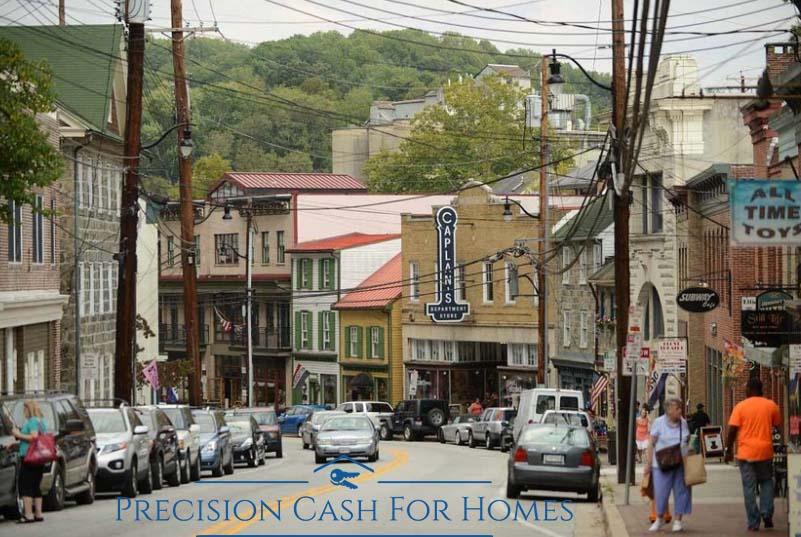 Precision Cash For Homes Ellicott City