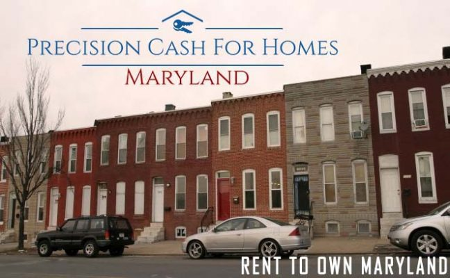 Maryland Rent To Own